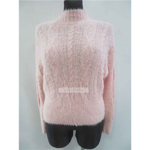 Sweter damski. Made in Italy 0111K033 (Standard, 6)